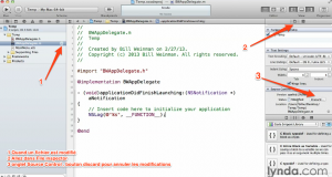 XCODE-GIT ANNULER LES CHANGEMENTS